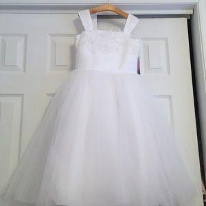 Other - Macis Design Communion Dress NWT Size 8